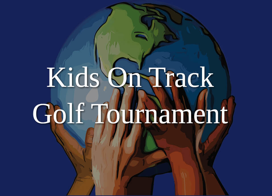 Kids On Track Golf Tournament