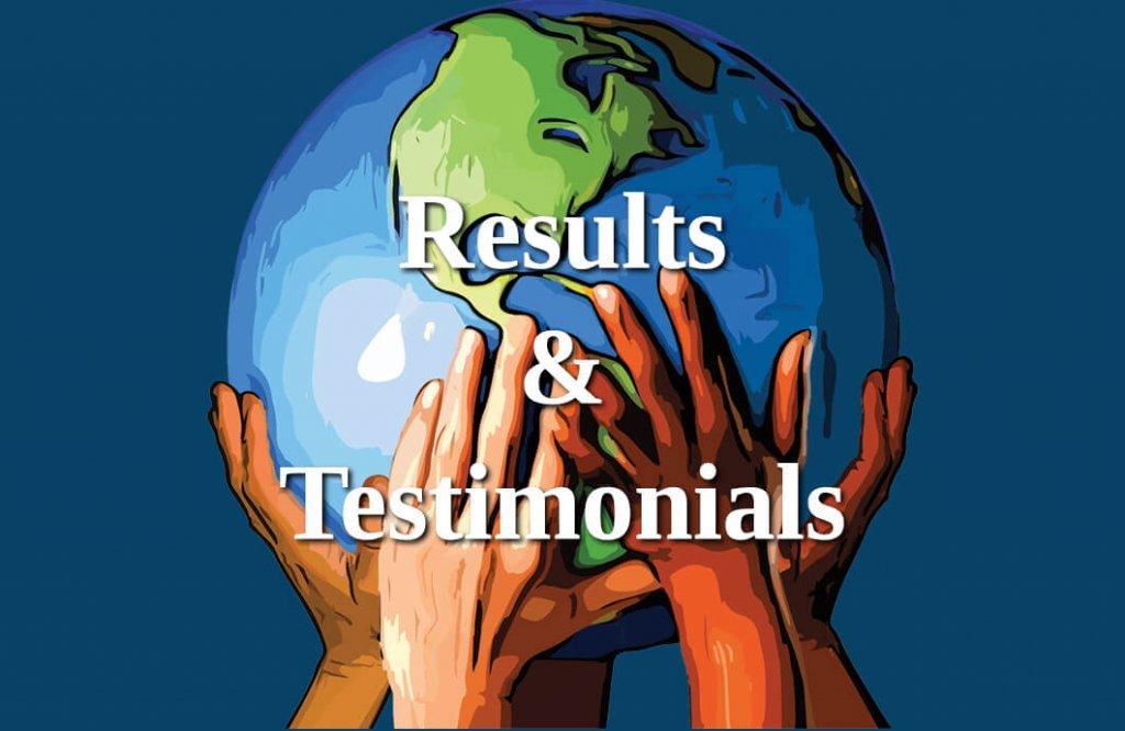 Results & Testimonials